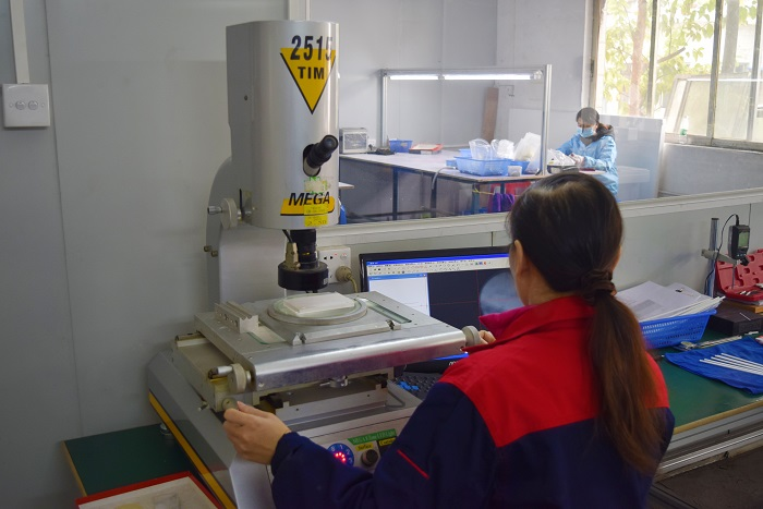 Optical Vision Measuring