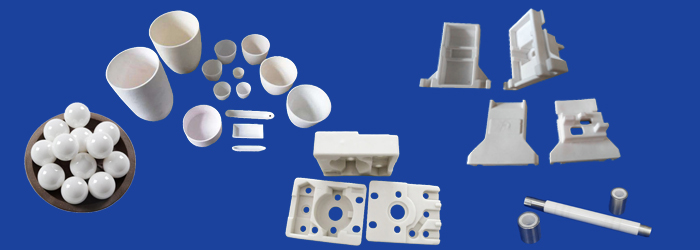 High temperature ceramic components