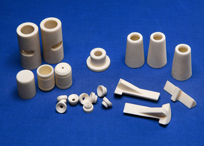 Analysis insulating ceramic materials