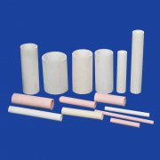 Zirconia ceramic shaft sleeve